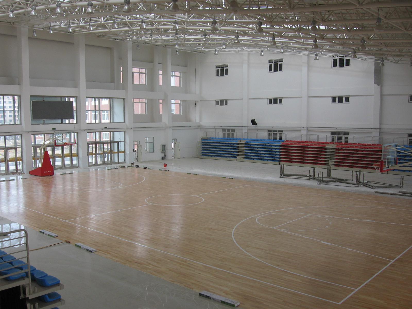 济源市体育局室内篮球馆