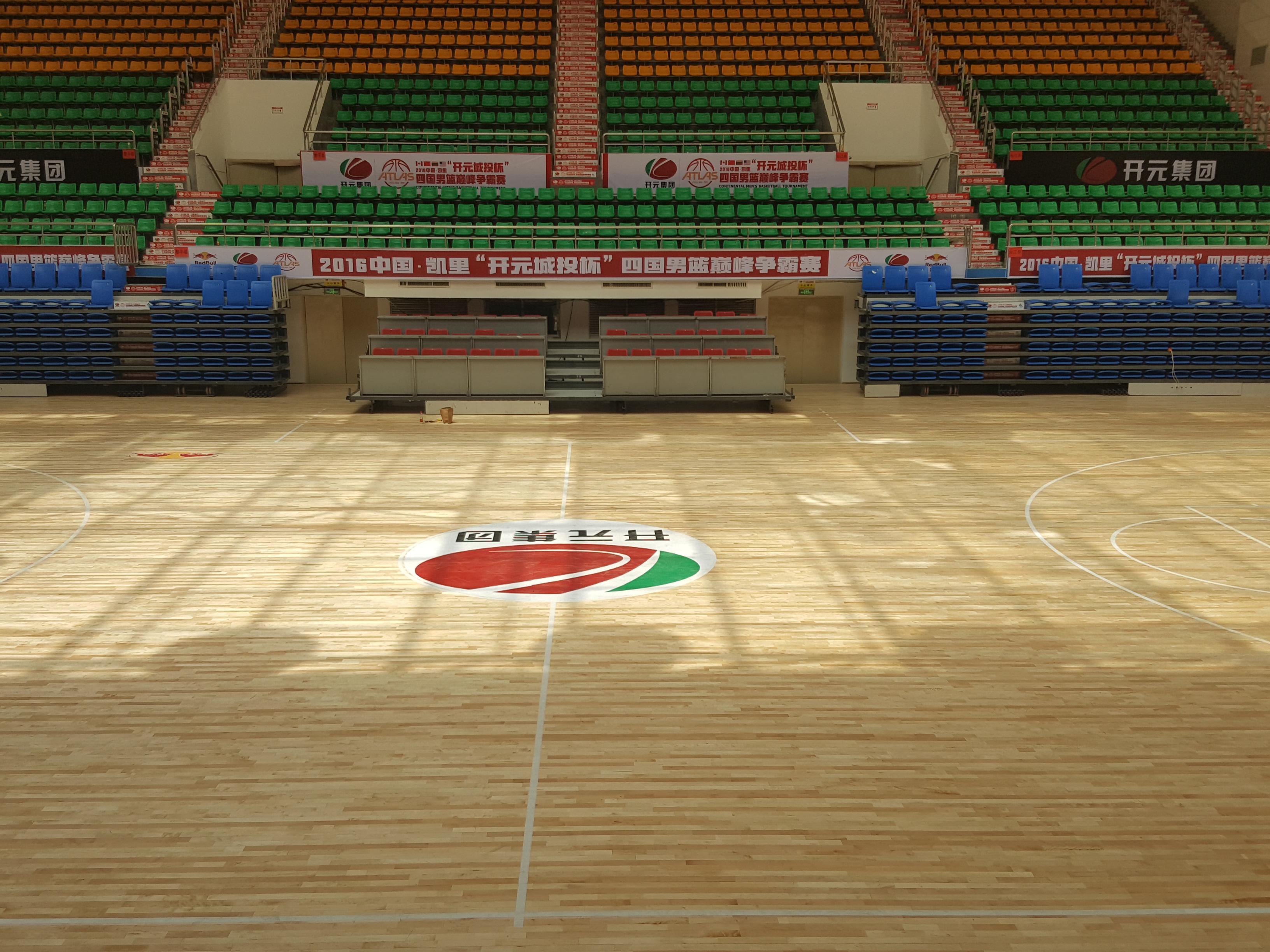 黔东南州篮球馆