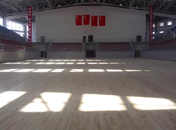 沈阳大学室内篮球馆