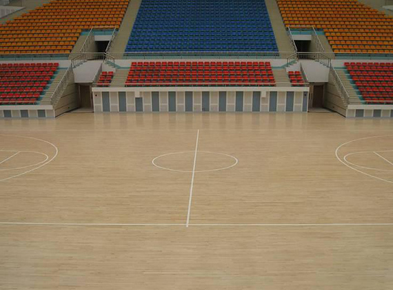 四川省合川市体育馆