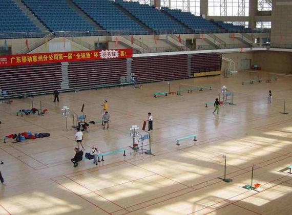 广东惠州市体育馆