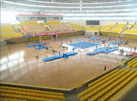 广东佛山岭南明珠体育馆