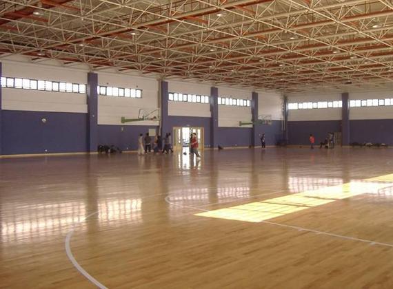 杭州工商大学体育馆