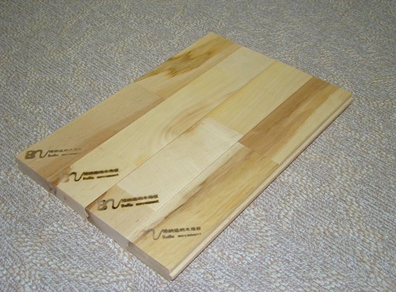 C级国产枫木运动木地板面板