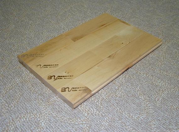 B级国产枫木运动木地板面板