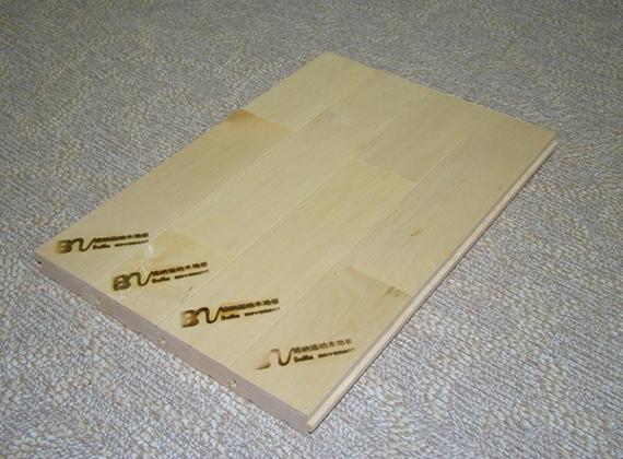 A级国产枫木运动木地板面板