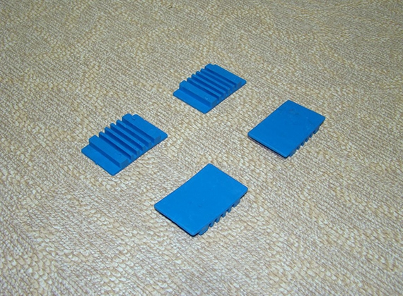 T型运动木地板专用减震垫