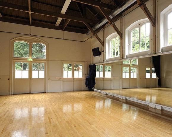舞蹈室运动木地板