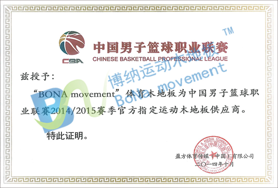 中国男子篮球职业联赛